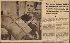 Yaz modaya ne getirdi? (1962)