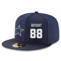 aa9b24177656a Dallas Cowboys Gavin Escobar Snapback Cap NFL Player Navy Blue with White  Number Stitched Hat