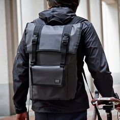 The Sanction is a compact weatherproof rucksack designed to hold the daily essentials. Built to last a lifetime with waterproof fabrics and military spec. construction. The Sanction also features mult