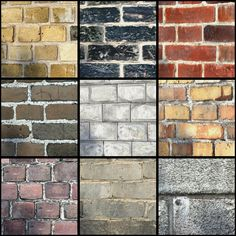 Aged Walls is a set of 24 highly detailed old brick multitextures for architectural visualization, with bump, displacement, reflection and diffuse layers. Old Bricks, Diffuser, Material, Walls, Age, Flooring, Architecture, Create, Bump