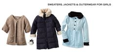 Sweaters, Jackets & Outerwear for Girls - http://premiumhabits.com/sweaters-jackets-outerwear-for-girls/