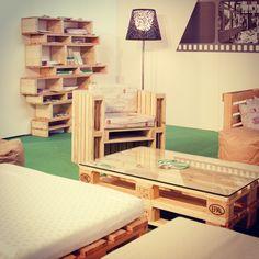 #800x1200 #ecodesign #pallet #design #arredamento #green #allestimento #riminifiera