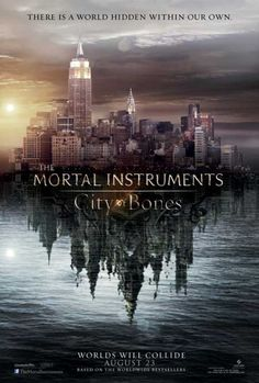 The Mortal Instruments: City of Bones - Instrumente mortale: Orașul oaselor. Sinoposis The Mortal Instruments: City of Bones: Lily Collins, Cassandra Clare, The Mortal Instruments, Immortal Instruments, Jamie Campbell Bower, Clary Fray, City Of Bones, Multiplex Cinema, Serie Got