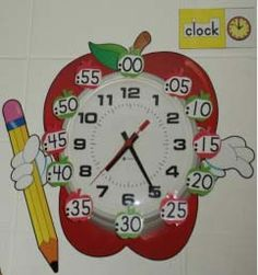Great way to teach time!