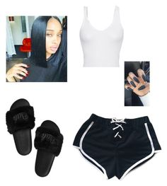 """Untitled #5"" by cailynn2004 on Polyvore featuring My Mum Made It and American Vintage"