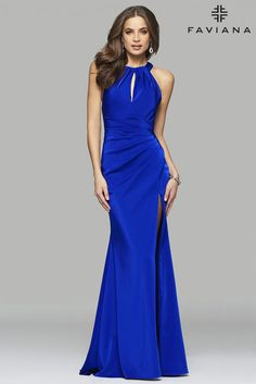 Faviana   Now Available at Party Dress Express   657 Quarry Street   Fall River, MA   508-677-1575   #Faviana #socialoccasion #charityball #gala #specialeventdress #dress