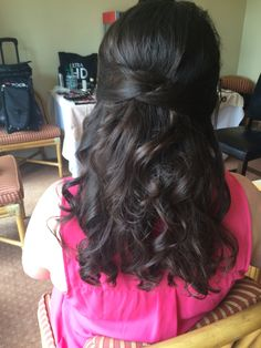 #updo #weddinghair #bridalhair #hair #prom