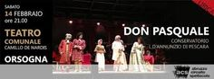 In scena a Orsogna Don Pasquale - Arte & Cultura