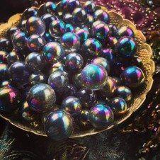Titanium-Quartz-Sphere