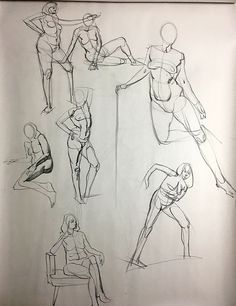 Anatomy Sketches, Anatomy Drawing, Anatomy Art, Art Sketches, Human Figure Sketches, Human Figure Drawing, Figure Drawing Reference, Gesture Drawing Poses, Back Drawing