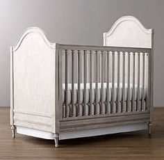 $859  Bellina Grand Panel Crib