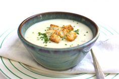 Cream of Potato Leek Soup