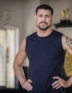 Cauã Reymond é um dos artistas que aderiram à campanha (Foto: TV Globo/ Caiuá Franco)