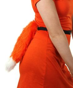 Moving Fox Tail