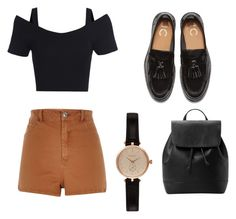"""""""Untitled #4"""" by atang-m ❤ liked on Polyvore featuring River Island, MANGO and Barbour"""