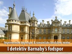 I detektiv Barnabys fodspor: https://www.facebook.com/events/582989055191012/