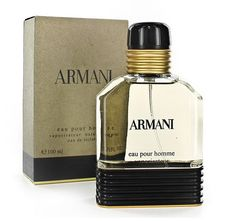 Armani Eau Pour Homme $89