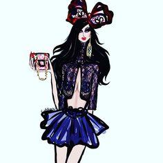 Summerstyle #summerstyle#fashionweek#style#fashionista #fashion#drawing#drawing #