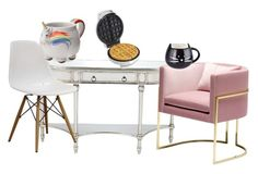 """""""Dining style"""" by anurena on Polyvore featuring interior, interiors, interior design, home, home decor, interior decorating, Universal Lighting and Decor, Elwood and Hamilton Beach"""