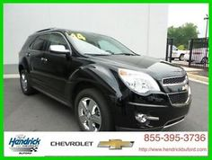 2014 Chevrolet Equinox LTZ - item condition used 2014 chevrolet equinox ltz…