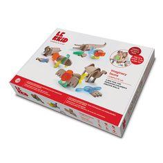 Magnet-Holz-Bausteine-Set im Backwinkel.de Katalog #magnet #creativetoys