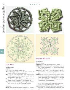 Lazy Wheel and Moorish medallion