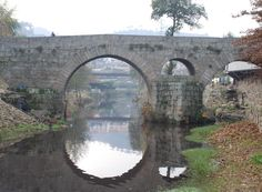 ponte romana em Vizela - Roman bridge at Vizela, Portugal
