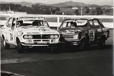 Pinned by http://FlanaganMotors.com. Mazda RX2 and Datsun 1200SS. Benson Hedges race at Pukekohe in 1972.