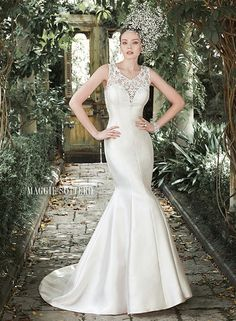 Large View of the Delphina Bridal Gown