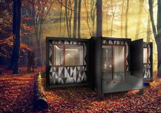 Sens Art Container by CREAD Evolution