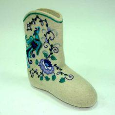 "Felt Boots (Russian ""Valenki"")"
