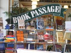 Book Passage in The San Francisco Ferry Building