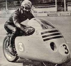 Carlo Ubbiali MV agusta