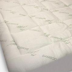 Extra Plush Bamboo Fitted #Mattress Pad-Snug Fit Topper  https://www.myorganicsleep.com/products/extra-plush-bamboo-fitted-mattress-pad-snug-fit-topper