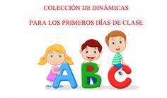 Colección de 100 dinámicas y actividades para los primeros días de clase