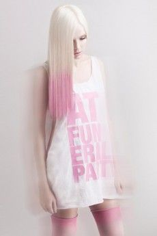 Cotton pink published - Salon magazine Canada  Hair:Milica Shishalica