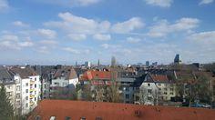 Bochum vom Bergmansheil #Ruhrgebiet #bochum #Ruhrpott