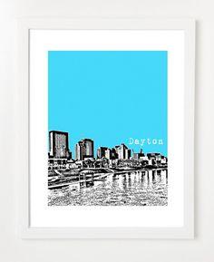 Dayton, Ohio   I was born here at Good Samaritan Hospital.