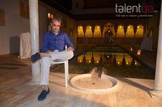 """""""Pequeños detalles"""": Entrevista a Juan Luis Polo, CEO y fundador de @Territorio creativo, durante su participación en #Talentya2012. Interview, Creativity"""