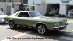 Oldsmobile Cutlass 1973