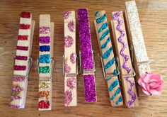 Clothespin Craft for kids