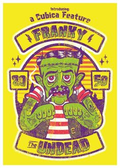 Frank the undead