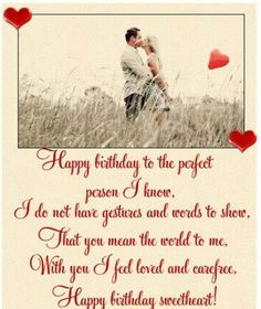 Romantic Birthday Wishes For Husband (Happy Birthday Wishes For Husband on cake) Birthday Quotes For Girlfriend, Birthday Wishes For Lover, Birthday Message For Husband, Beautiful Birthday Wishes, Birthday Wishes Quotes, Husband Birthday, Birthday Greetings, Birthday Wishes To Husband, Husband Surprise