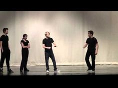 Stage Combat Class: ShowStoppers 2012 - YouTube