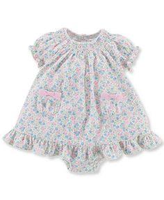 Ralph Lauren Baby Girls' Floral Print Dress