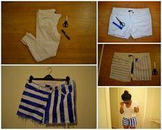 DIY Shorts & Pants | BeauTIFFul Curls