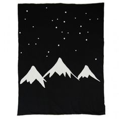 White Fox & Co  In the Mountain Blanket $89