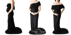 Maternity Closet - Meagan Photography Maternity Gowns, Maternity Session, Body M, My Outfit, What To Wear, Kids Outfits, Indoor, Studio, Closet