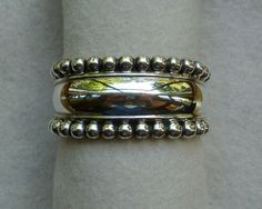 VINTAGE BOLD STERLING SILVER MEXICAN CUFF BRACELET VERY NICE!!