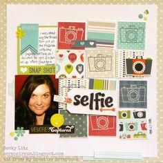 Selfie - Scrapbook.com